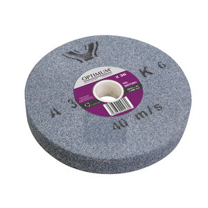 Diskas galąst 300x50x75 K36, Optimum