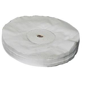 Poleerketas Ø 250 x 25 Ø20 mm pehme, Optimum