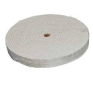 Polishing disc hard Ø 250 x 25 Ø20 mm, Optimum