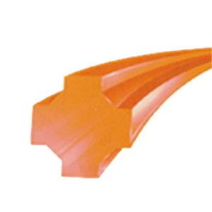 Nylon line  3,3mm x46m Cross Fire, ECHO