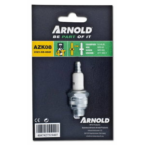 Žvakė degimo RJ19LM, BR2LM, Arnold