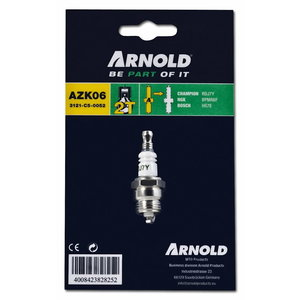 Süüteküünal 2 taktilise mootoritele RDJ7Y, Arnold