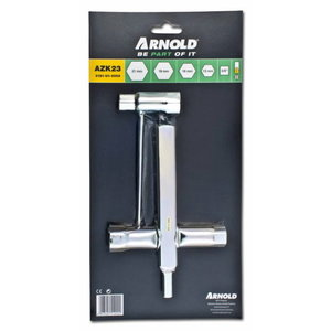 Spark plug wrench set