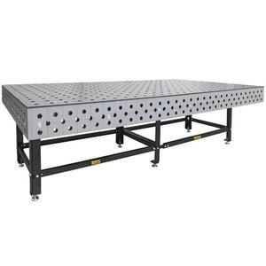 Metināšanas galds SSTW 80/35-200M ar sānu paneļiem, ST52, TEMPUS Holding GmbH