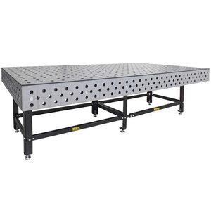 Suvirinimo stalas SSTW 80/35L,su šonine briauna,plienas ST52, TEMPUS Holding GmbH