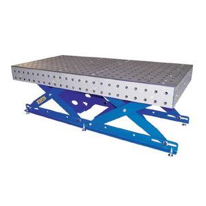 Metināšanas galds SSTW 75-105/35L.side panels,adjust.h.ST52, TEMPUS Holding GmbH
