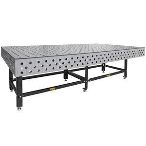 Keevituslaud SSTW 80/35L, mat.roostevaba teras 1.4301, TEMPUS Holding GmbH