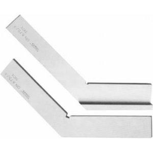 Acut angle square 135° DIN 875 GGII 100 x 70 mm, Vögel