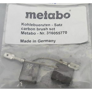 Carbon brush set cut-off WE/WEV 15-150, Metabo