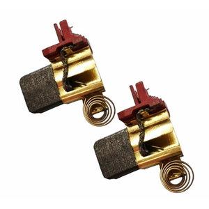 Oglīšu kompl. ar turētājiem 230V WEBA 17-125 Q