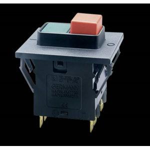 Slēgiekārta 4x10A HX 7500 T-C, SDMO