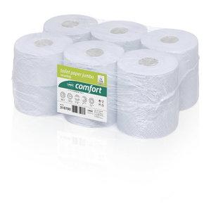 Toilet paper,  Comfort, 2- ply, 175 m, WEPA