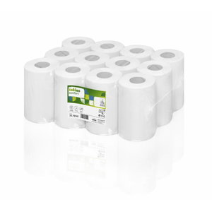 Paper towel centerfeed Wepa Comfort, 1- ply, 120 m, 12 rolls, WEPA