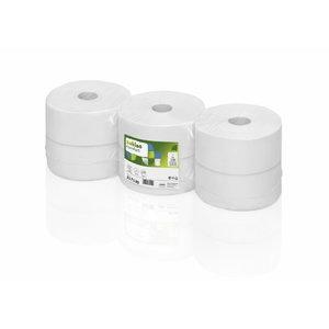 Toilet paper  Comfot, 2- ply, 6 x 380 m JT2, Wepa