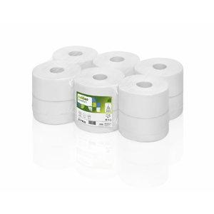 Toilet paper Comfort, 2- ply, 12 x 180 m JT1, Satino