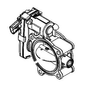 Hitachi throttle T4F, JCB
