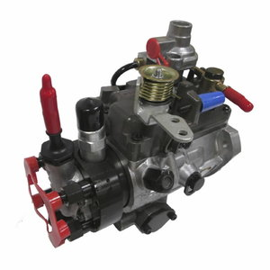 Pump fuel injection, JCB