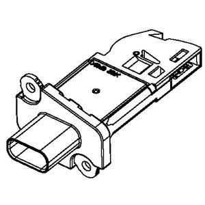Sensor TMAF, straight, JCB