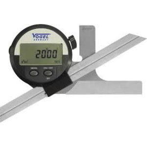 Nurgamõõdik/mall digitaalse indikaatoriga IP51, Vögel