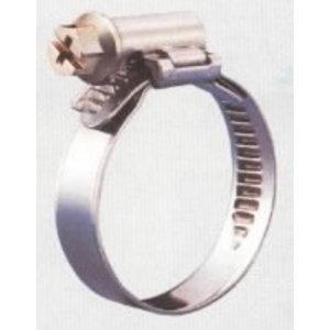 Šļūtenes savilcējs 16-25 mm
