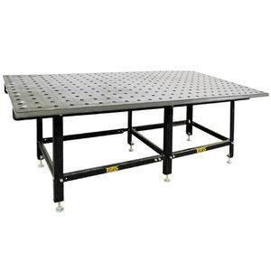 Keevituslaud SST 80/35M, mat.ST52, nitreeritud lauapl., TEMPUS Holding GmbH