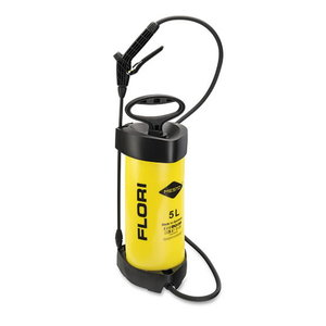 Pressure spraying device FLORI, Mesto