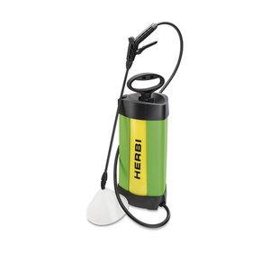 Pressure spraying device HERBI, Mesto