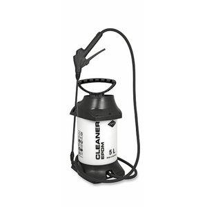 High Pressure spraying device CLEANER  5 L   EPDM, Mesto