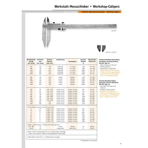 Marking points for 300mm caliper stainless, Scala