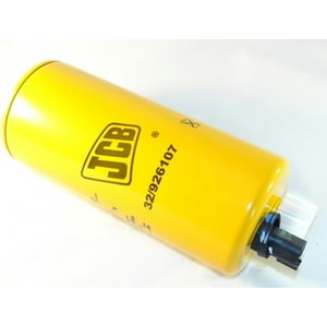 Element fuel lubri, JCB