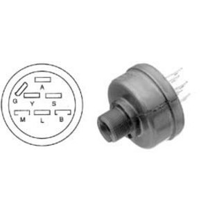 Ignition lock with 7 connections, MURRAY, BBT