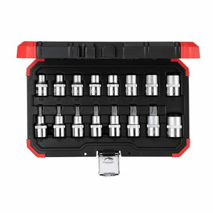 Muciņu komplekts 1/2 TX E10-24 T30-70 16gab. R68003016, Gedore RED
