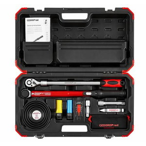 Torque wrench set for tyre change 1/2´´, 40-200Nm R68903011, Gedore RED