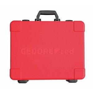 Instrumentu koferis tukšs 445x180x380mm ABS R20650066, Gedore RED