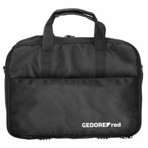 Krepšys įrankiams ir  kompiuteriui  480x370x140mm R20702069, Gedore RED