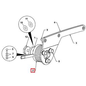 Korpusas durų fiksavimo mechanizmo, JCB