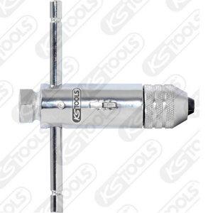 Įrankių laikiklis su terkšle 85mm, KS Tools