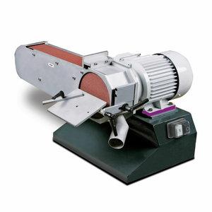 Belt and disc grinding machine OPTIgrind DBS 75 400V, Optimum