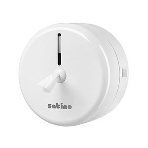 Toilet paper dispenser for  Centerfeed rolls, Wepa