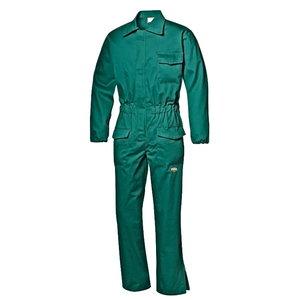 Metinātāja kombinezons, zaļš, 56, Sir Safety System