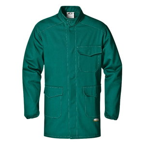 Кофта для сварщика, зелёная, 48 размер, SIR