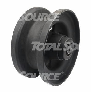 Rear idler assy JCB, TVH Parts