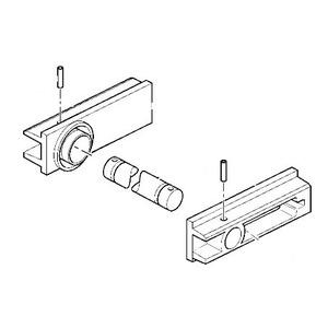 Roomiku juhtratta kinnituse komplekt JZ235,JS160-200 SPQ, JCB