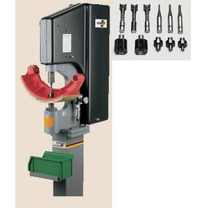 Pneumatic riveting machine N 333-CE, Hunger