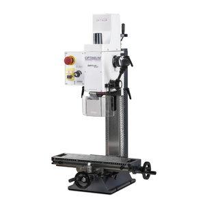 Gręžimo ir frezavimo staklės OPTmill BF 16 Vario, Optimum