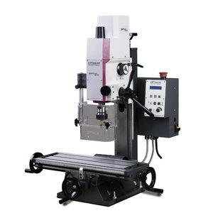 Gręžimo ir frezavimo staklės OPTmill MH 20V, Optimum