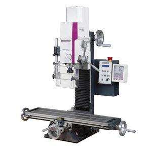 Gręžimo ir frezavimo staklės OPTmill MH 22VD, , Optimum