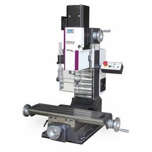 Gręžimo ir frezavimo staklės OPTmill MH 25V, Optimum