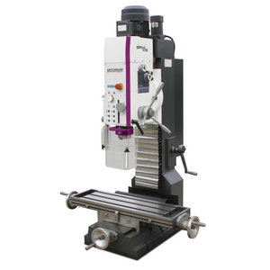Drilling-milling machine OPTmill MH 50G, Optimum