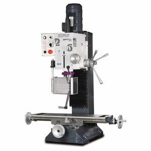 Gręžimo ir frezavimo staklės OPTImill MB 4, Optimum